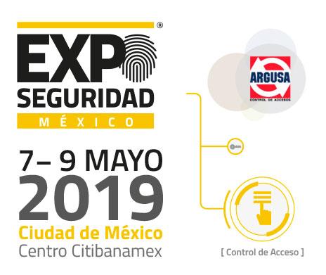 ExpoSeguridad Mexico 2019 Argusa