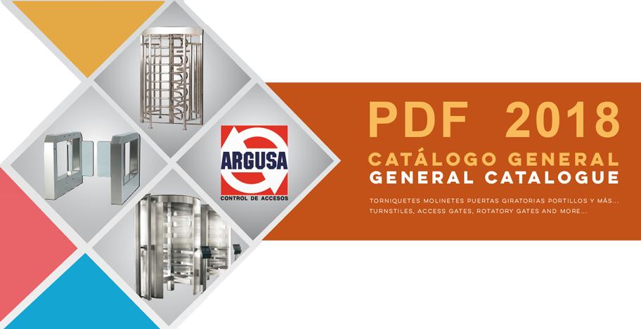Catalogo Argusa 2018